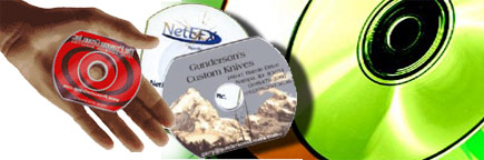 business card cd dvd