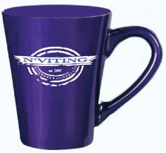 impala blue coffee mug